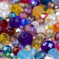 Crystal Czech Beads