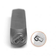 ImpressArt Whistle, 6mm Stamp