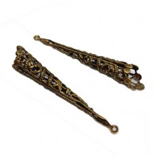 Long Filigree Ballet Cone, Pack of 2