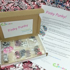 Pinky Punky Creative Jewellery for Budding Beaders Kit