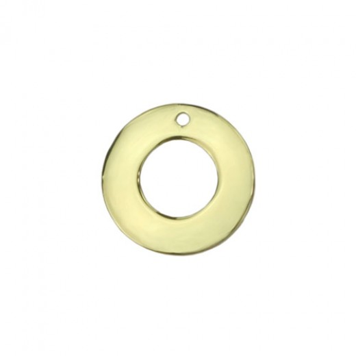 Gold Plated Washer, 1""