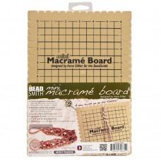 Beadsmith small Macrame Board