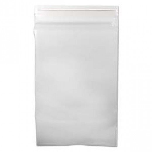 "3"" x  4"" Clear re-sealable Plastic Bag, pack of 100"