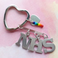 Quick Kits - NHS Heart Keyring Kit