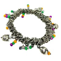 Quick Kits - Halloween Cat & Mouse Stretchy Bracelet Kit