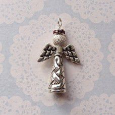 Angel Charm Kit - Square Pattern Wings