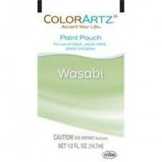 Color Artz - Paint Pouch - WASABI - 14.7ml