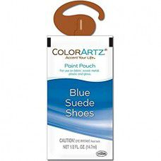 Color Artz - Paint Pouch - BLUE SUEDE SHOES - 14.7ml