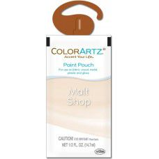 Color Artz - Paint Pouch - MALT SHOP - 14.7ml