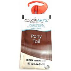 Color Artz - Paint Pouch - PONY TAIL - 14.7ml