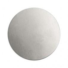 """Premium 16ga Aluminium Circle Blank, 2"""" (50mm)"""