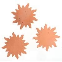 24ga Copper Sun, 32mm