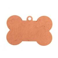 24ga Copper Dogbone, 13 x 25mm
