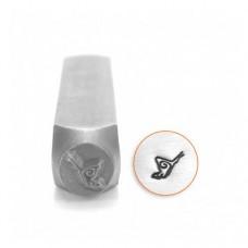 ImpressArt Butterfly, 6mm Stamp