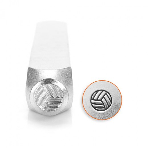 ImpressArt Volleyball, 6mm Stamp