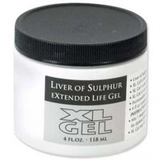 Liver of Sulphur XL Gel Jar 4fl.oz. 118ml