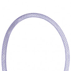 Nylon Mesh Tubing 4mm Purple 2m