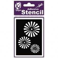 Spraycraft Adhesive Stencil (Psyche 2)