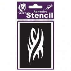 Spraycraft Adhesive Stencil (Tribal 5)