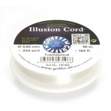 Griffin Illusion Cord 0.60mm, 50M Reel