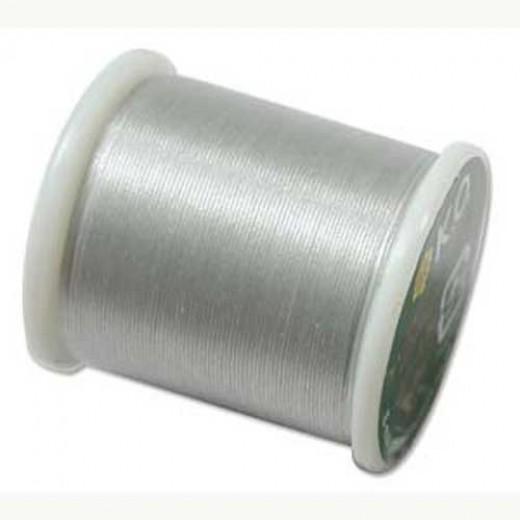 Light Grey KO Thread, 55 yard Reel