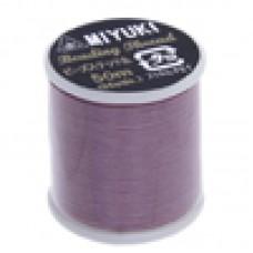 Rose Miyuki Beading Thread - 50m reel