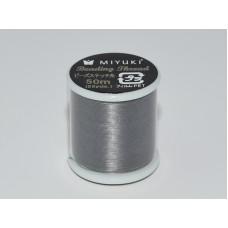 Earl Grey Miyuki Beading Thread - 50m reel