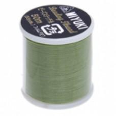 Peridot Miyuki Beading Thread - 50m reel