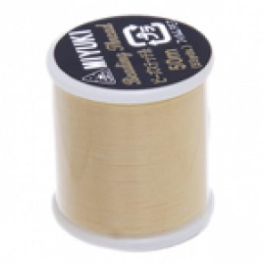 Yellow Miyuki Beading Thread - 50m reel