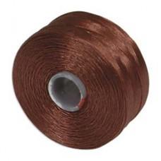 Sienna S-Lon AA Bead weaving thread