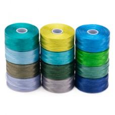 S-Lon D Mix - Selection 2 - 12 different colours