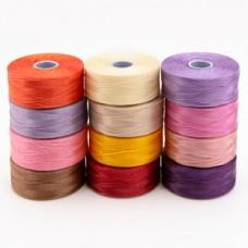 S-Lon D Mix - Selection 3 - 12 different colours