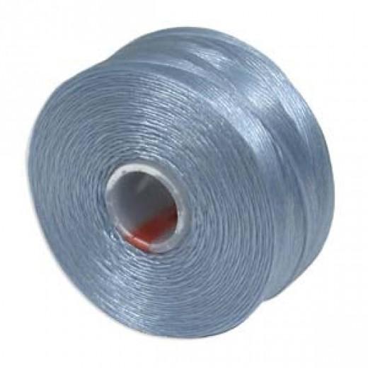 Light Blue S-Lon D Tex 45 beading cord