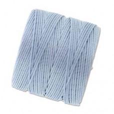 Blue Morning S-Lon 0.5mm Bead Cord on 77 yard Spool