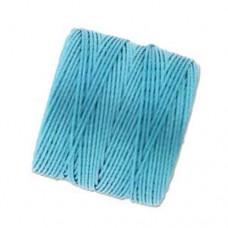 Nile Blue S-Lon 0.5mm Bead Cord on 77 yard Spool