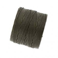 Sepia S-Lon 0.5mm Bead Cord on 77 yard Spool