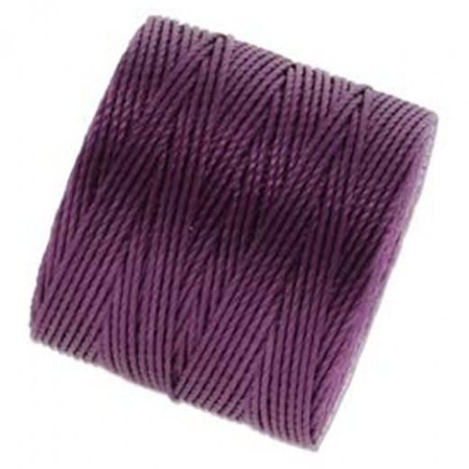 Winterberry S-Lon 0.5mm Bead Cord on 77 yard Spool