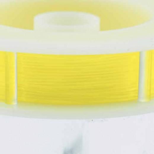 Yellow Supplemax, 0.70 mm diameter, 25m reel