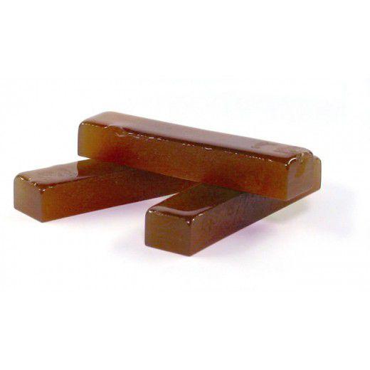 Shellac bar for sealing callottes/Beadtips, 18g approx.