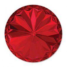 Scarlet Foiled Swarovski 10.7mm (47ss) Rivoli